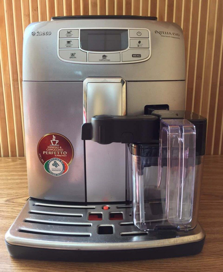 Saeco Intelia One Touch Cappuccino