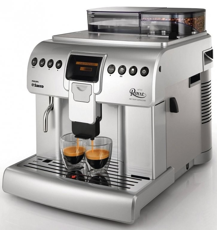 big product imageSaeco Royal One Touch CappuccinoSaeco Royal One Touch Cappuccino